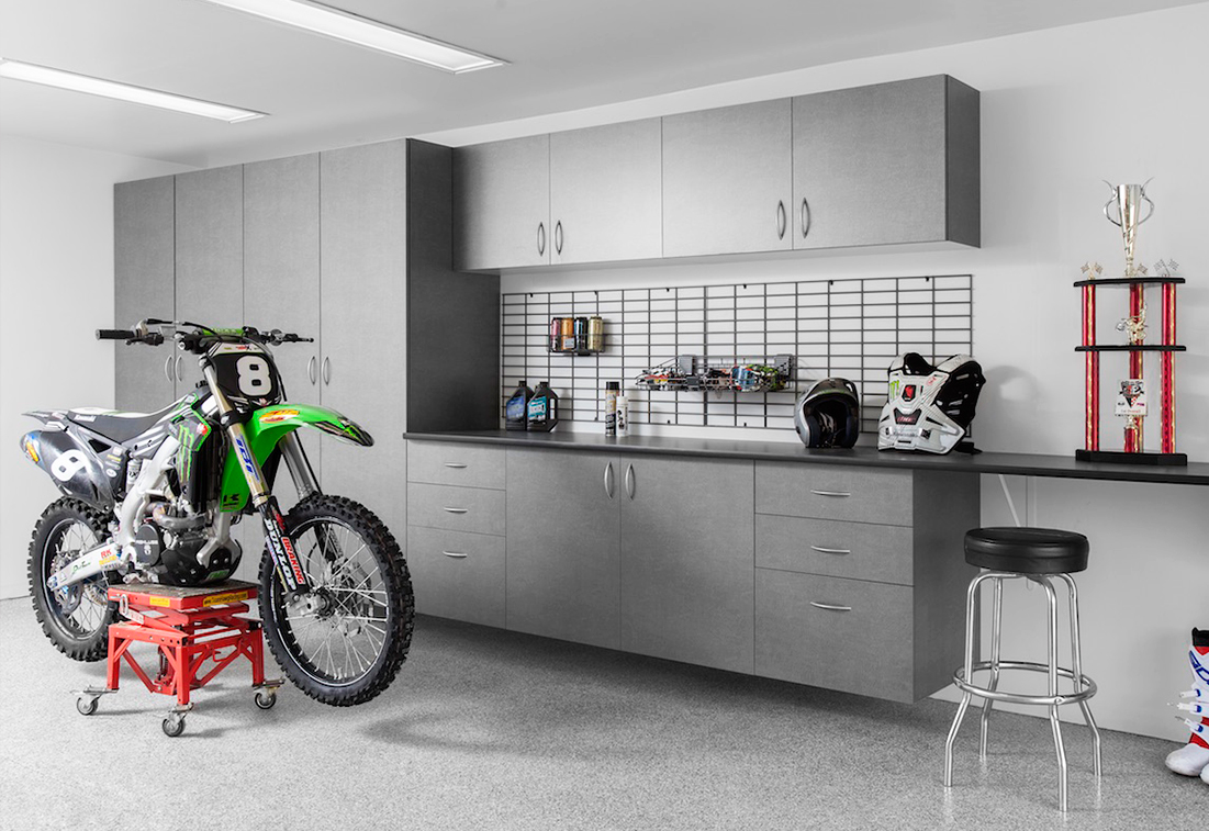 Custom Garage Storage in South Florida