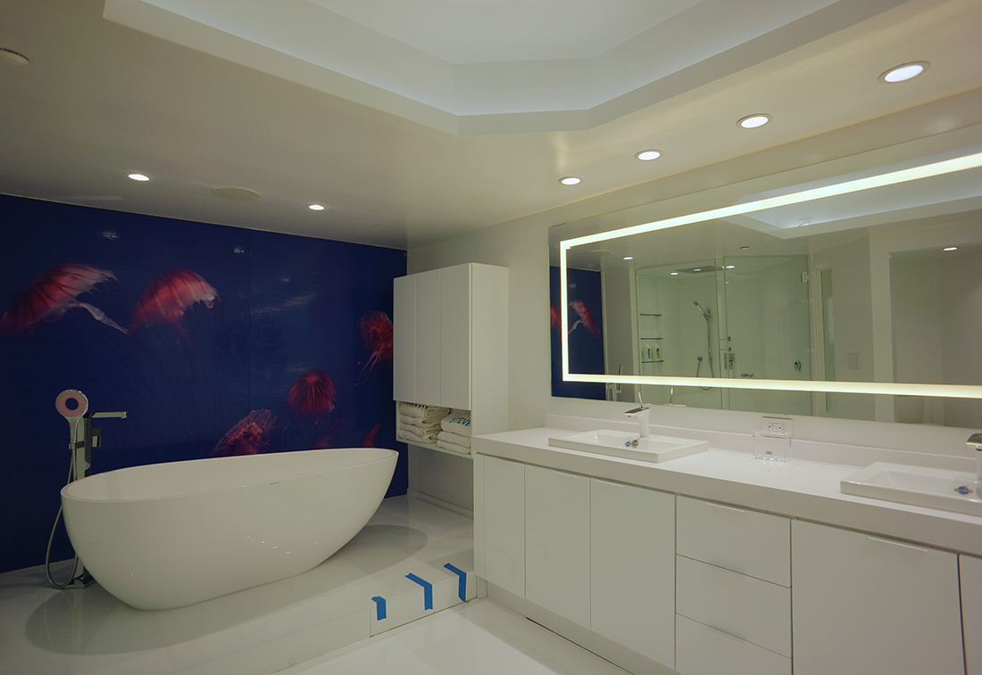 Custom Bathrooms in South Florida