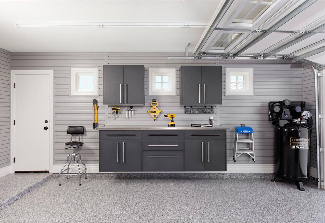 Custom Garage Storage in South Florida