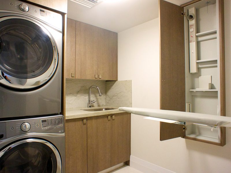 Pantry & Laundry